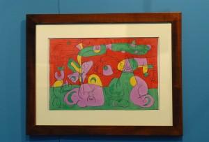 """SALA A –DEL 7 DE SEPTIEMBRE AL 19 DE NOVIEMBRE DE 2006 """"El jardín de las maravillas"""" reunió una serie de trabajos representativos de una de las facetas menos conocidas […]"""