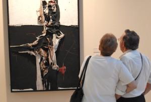 """SALA A –DEL 21 DE MAYO AL 9 DE AGOSTO DE 2009 COMISARIA: Marisa Oropesa """"EL PASO nace como consecuencia de la agrupación de varios pintores y escritores que por […]"""