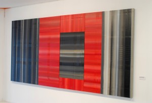 SALA B –DEL 21 DE JUNIO AL 2 DE SEPTIEMBRE DE 2007 Los cuadros de Víctor Pérez-Porro se constituyen mediante superposiciones de color asentadas en un dibujo estructurante y constructivo, […]