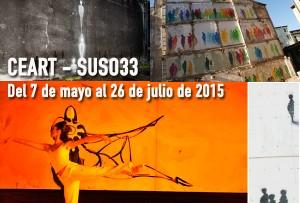"""SUSO33 ONe Line CEART presenta la primera retrospectiva dedicada al artista SUSO33 Tres décadas: del grafiti a las artes escénicas. """"Entiendo el arte como actitud y como comunicación con la […]"""