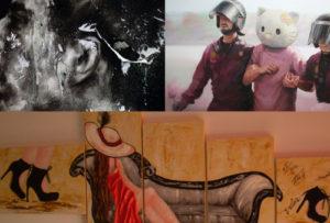 Las tres exposiciones pueden visitarse desde hoy hasta el próximo 7 de junio. Terror en el parque de atracciones es el título de la muestra de José Salguero que esta […]