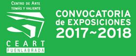 Exposiciones CEART 2017-2018