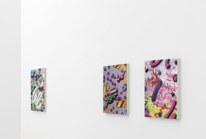 """Sala C.Del 2 al 21 febrero 2017 JON ANDER GARCÍA """"AFK_painting""""  Jon Ander García (Santurtzi, 1989) es graduado en Bellas Artes por la Universidad del País Vasco y ha […]"""