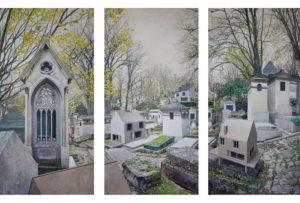 """Sala C.Del 27 de abril al 20 de mayo de 2017. PACO DÍAZ, """"Ciudad invisible""""  Paco Díaz (Madrid, 1965) vive y trabaja en Madrid. Licenciado en Bellas Artes por […]"""
