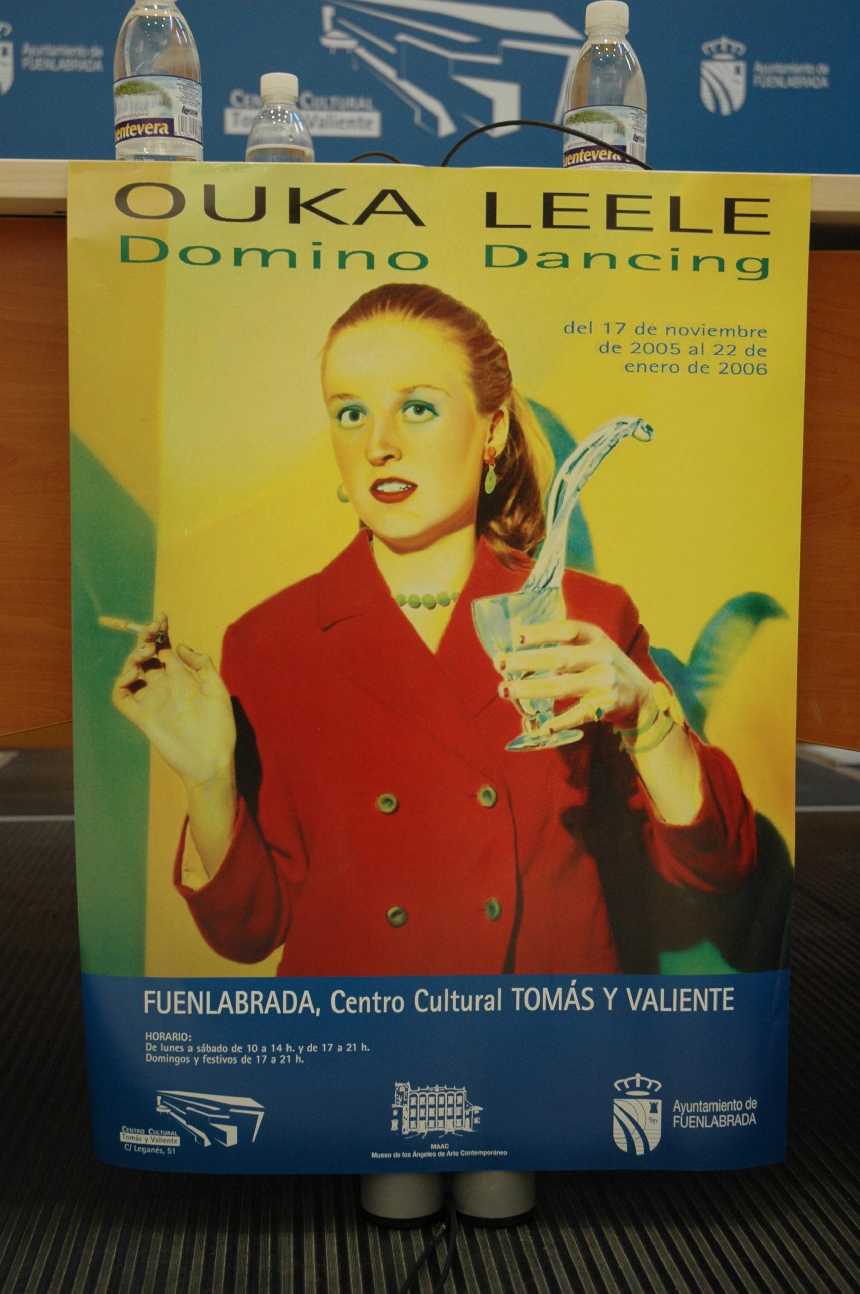 OUKA LEELE. «Domino Dancing»