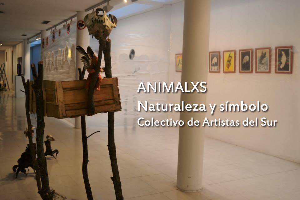 Colectivo de Artistas del Sur (CAS): «ANIMALXS. Naturaleza y símbolo» SALA Colectivos Locales