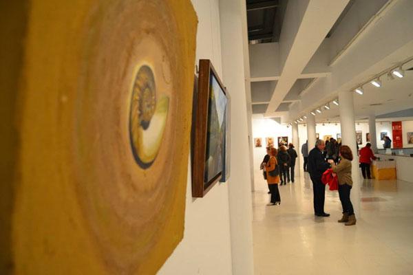 Exposición anual Colectivo de Pintores la Fuente; SALA Colectivos Locales