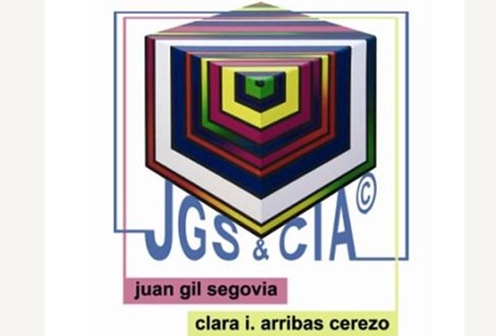 """JUAN GIL SEGOVIA y CLARA ISABEL ARRIBAS CEREZO: """"JGS y CIA©"""" – Del 7 al 26 de mayo 2015; SALA C"""