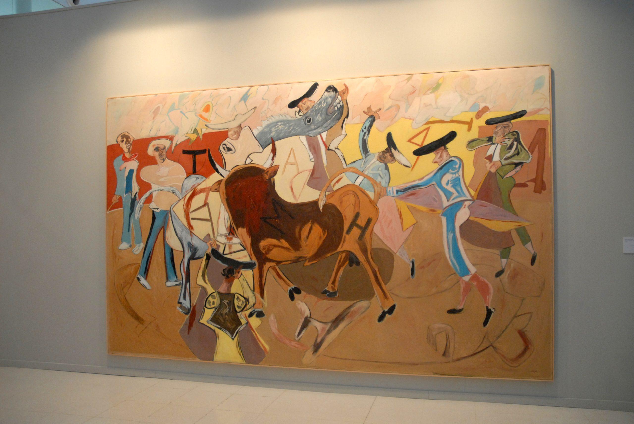 ARTE EN LOS AEROPUERTOS Colección Aena de Arte Contemporáneo