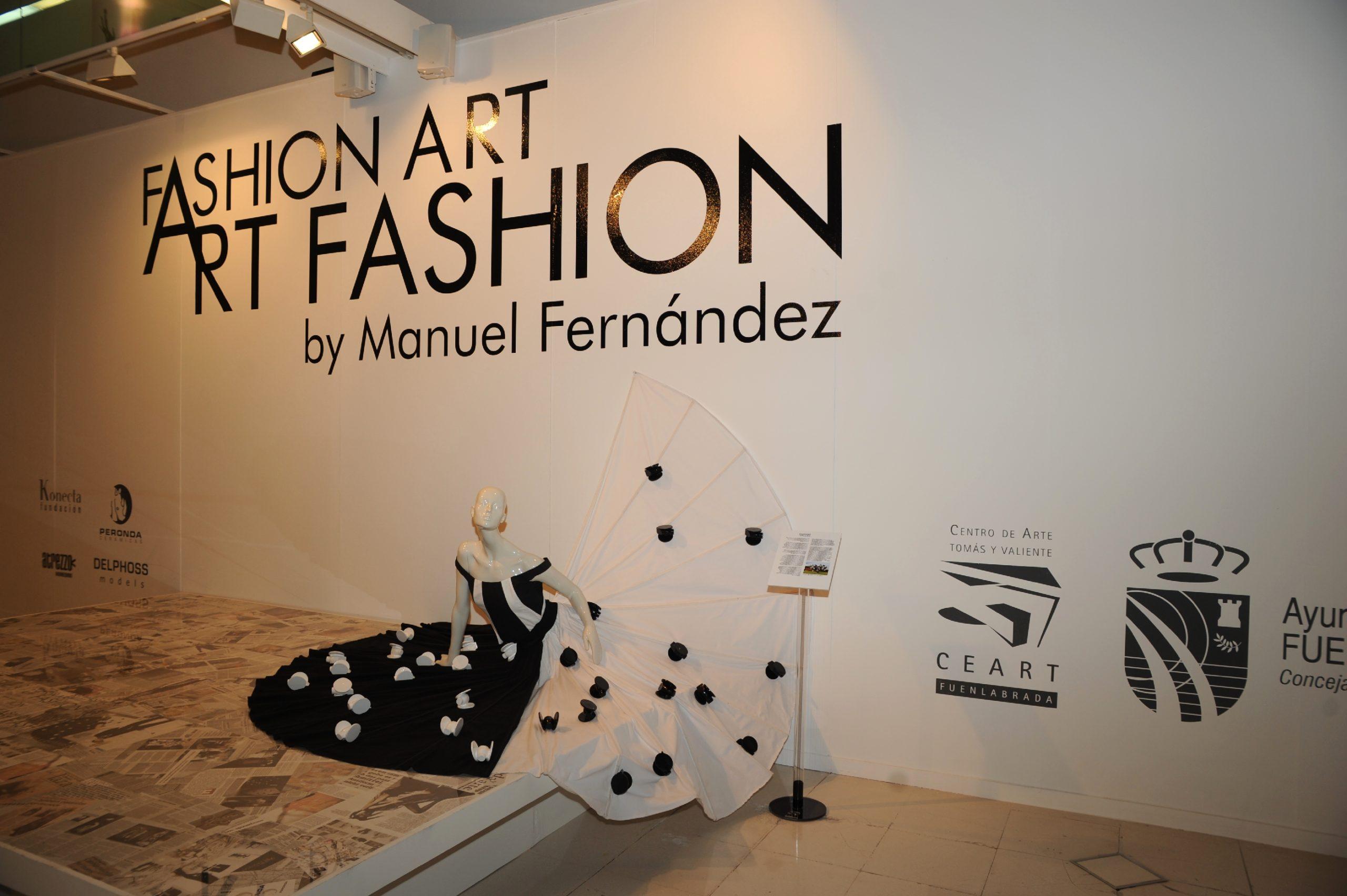 MANUEL FERNÁNDEZ: «Fashion Art»