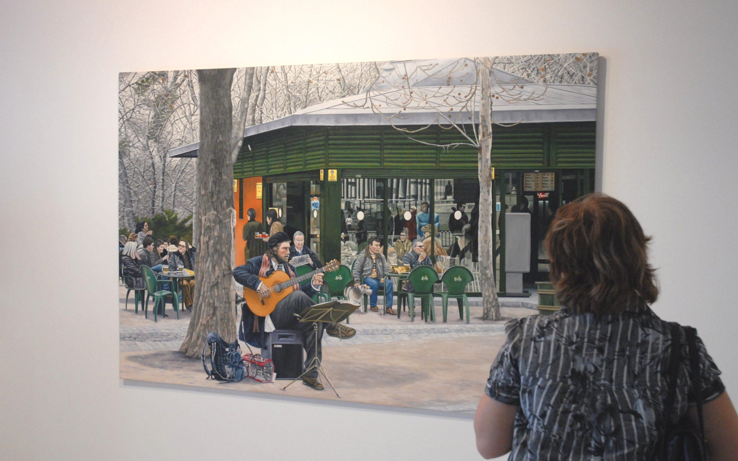 JOSÉ MIGUEL PALACIO. «Más allá de la realidad urbana»