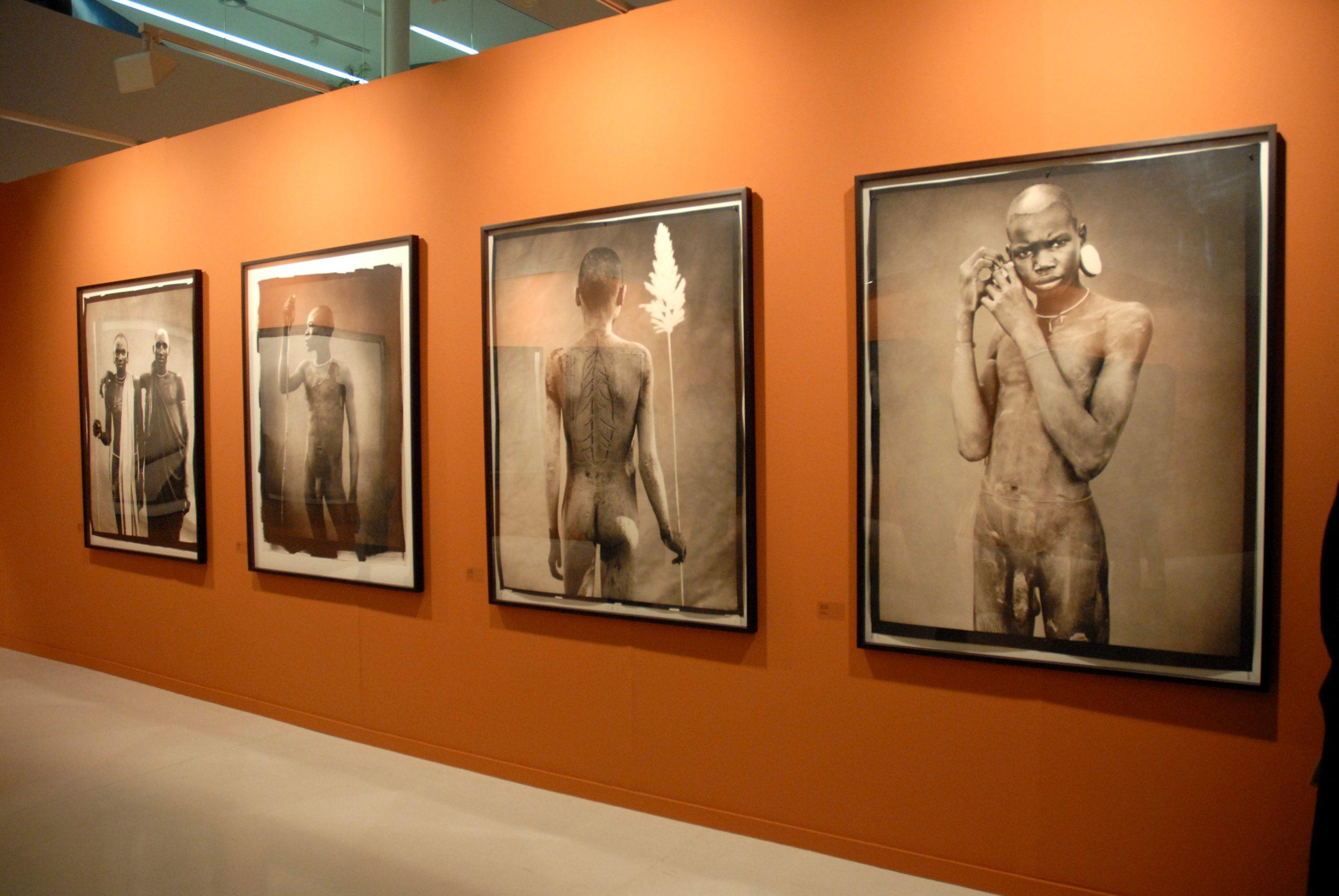ISABEL MUÑOZ: «Los cuerpos como territorio»