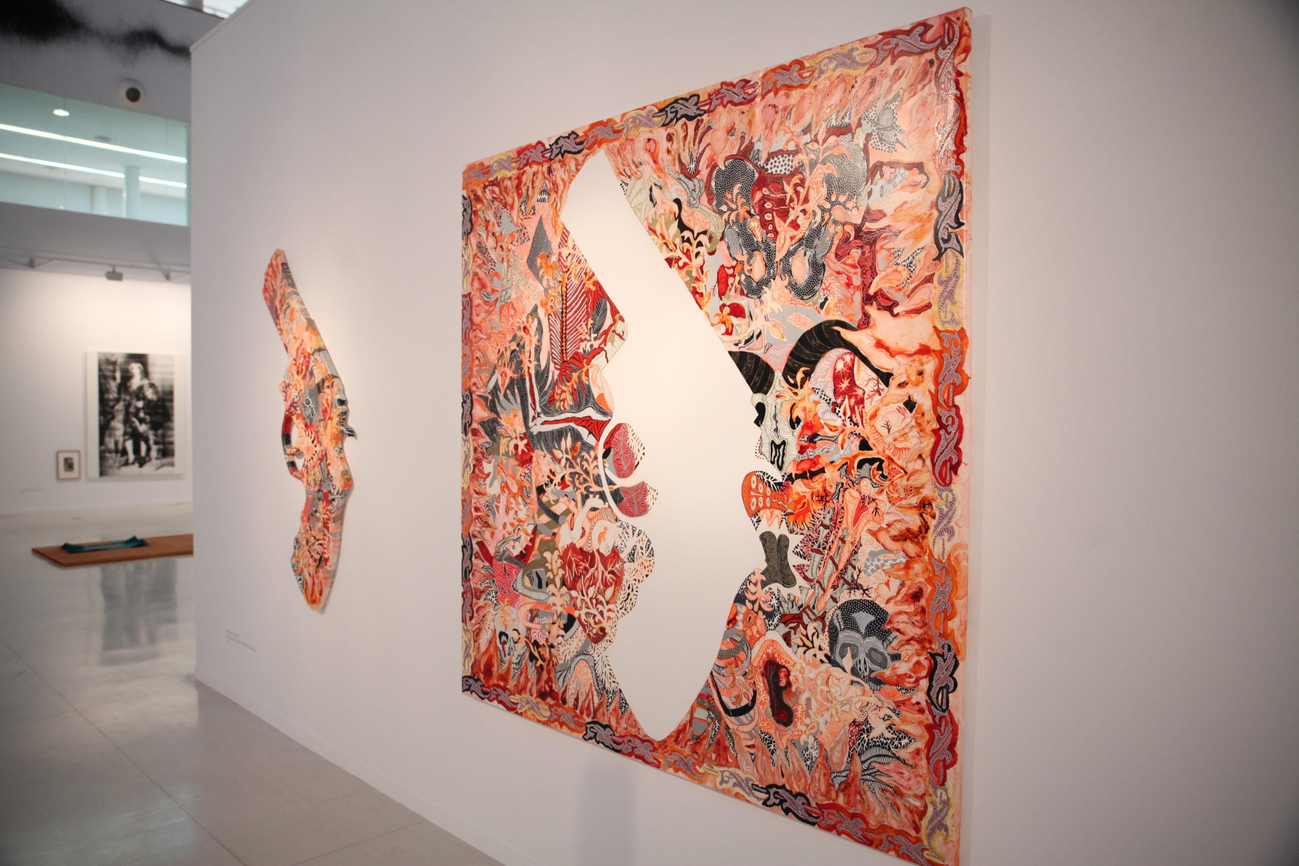 'ON PAINTING [Prácticas pictóricas actuales… más allá de la pintura o más acá]'