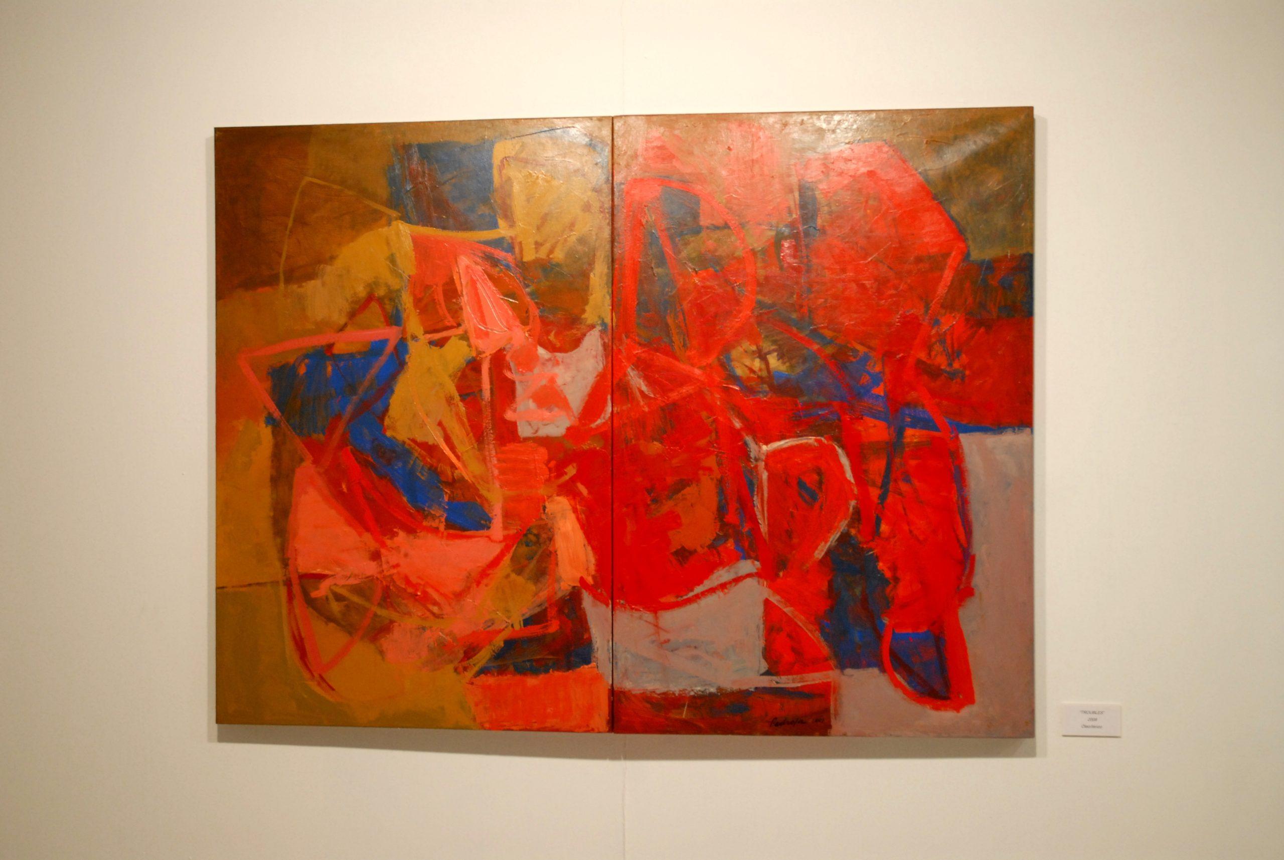 BRUNO PEDROSA «Color y volumen»