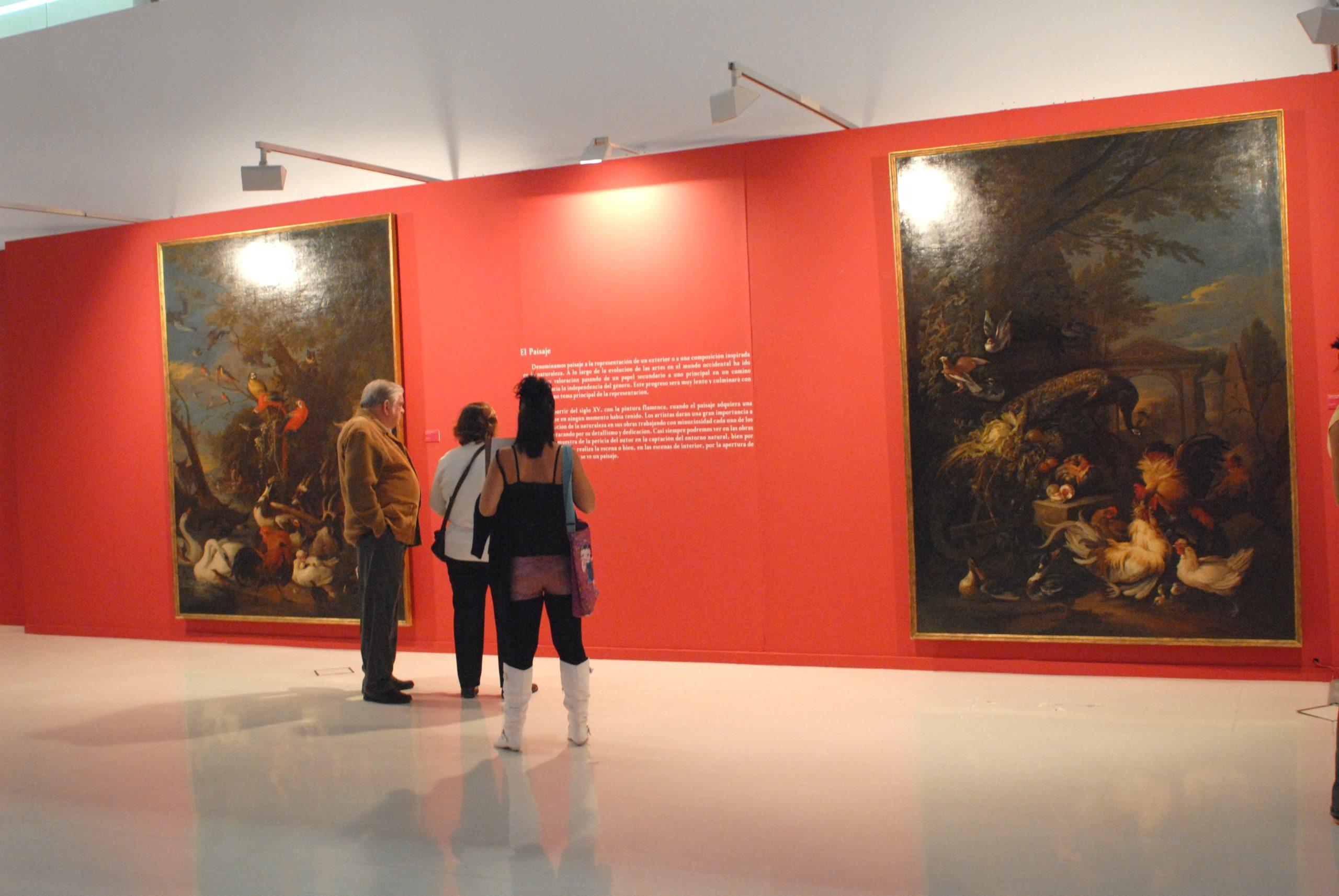 PINTURA FLAMENCA (Obras pertenecientes a la Colección Gerstenmaier)