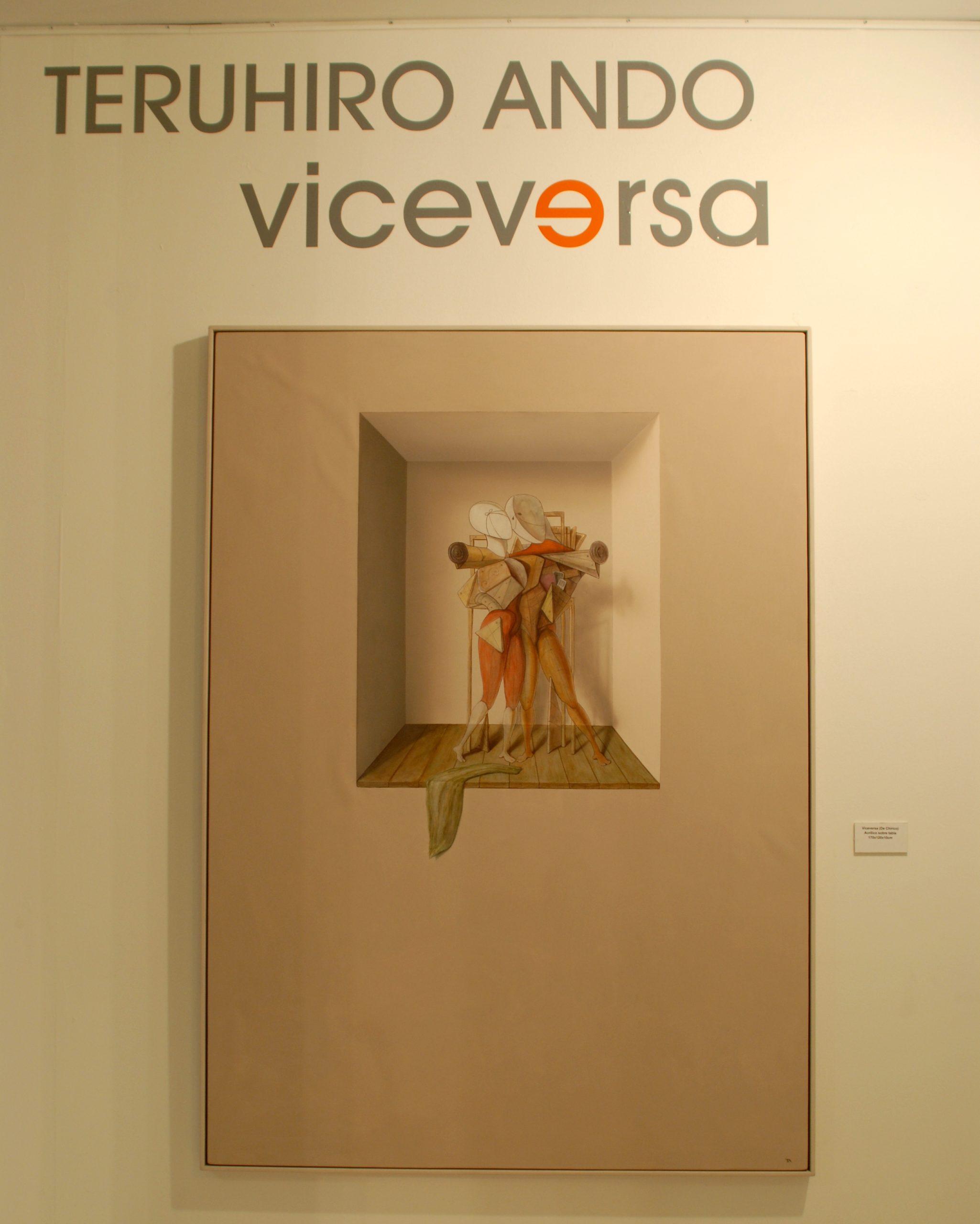 TERUHIRO ANDO. «Viceversa»