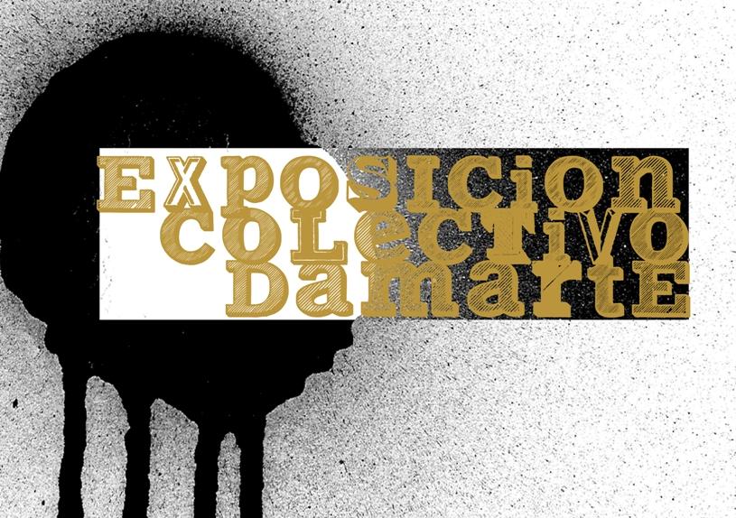 """COLECTIVO DAMARTE """"Colectiva"""" – Del 3 al 22 de septiembre. SALA COLECTIVOS"""