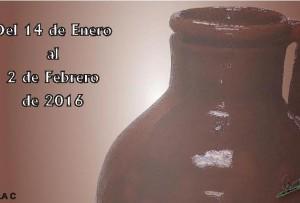 """COLECTIVO LAS ARTES """"A flor de piel"""" SALA COLECTIVOS Del 14 de enero al 2 de febrero de 2016 La Asociación Cultural AMAPOL nos presenta una exposición de sus últimos […]"""