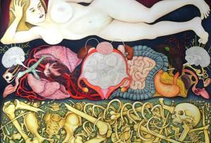 """SANTIAGO ALMAZÁN """"Totemic Anatomy"""" Del 28 de abril al 17 de mayo de 2016. Santiago Almazán (Talavera de la Reina, 1980). Licenciado en Bellas Artes por la Universidad de Cuenca […]"""