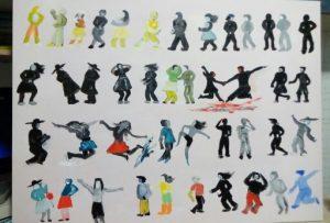 """Sala COLECTIVOS. Del 19 de mayo al 7 de junio de 2016 """"La asociación de Pintoras MATICES, presenta una exposición de sus últimos trabajos, donde muestra una variedad de técnicas […]"""
