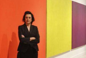 El Centro expone en su sala principal 43 trabajos de esta artista investigadora del color y el espacio El Centro de Arte Tomás y Valiente acoge desde hoy y hasta […]
