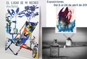 Entre ellos está Ouka Leele, Esther Pizarro o Manuel Bouzo, que trabajan por primera vez con este elemento con gran capacidad de creación y comunicación. Nueve artistas plásticos españoles, entre […]