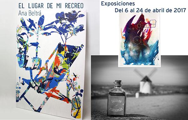 Nueve artistas plásticos de reconocida trayectoria unidos por el vidrio en el CEART