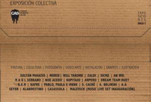 """Sala COLECTIVOS.Del 27 de abril al 20 de mayo de 2017. Colectivo de Artistas del Sur C.A.S """"DESENCAJADXS"""" El Colectivo de Artistas del Sur nos presenta su nueva exposición «DESENCAJADXS». […]"""