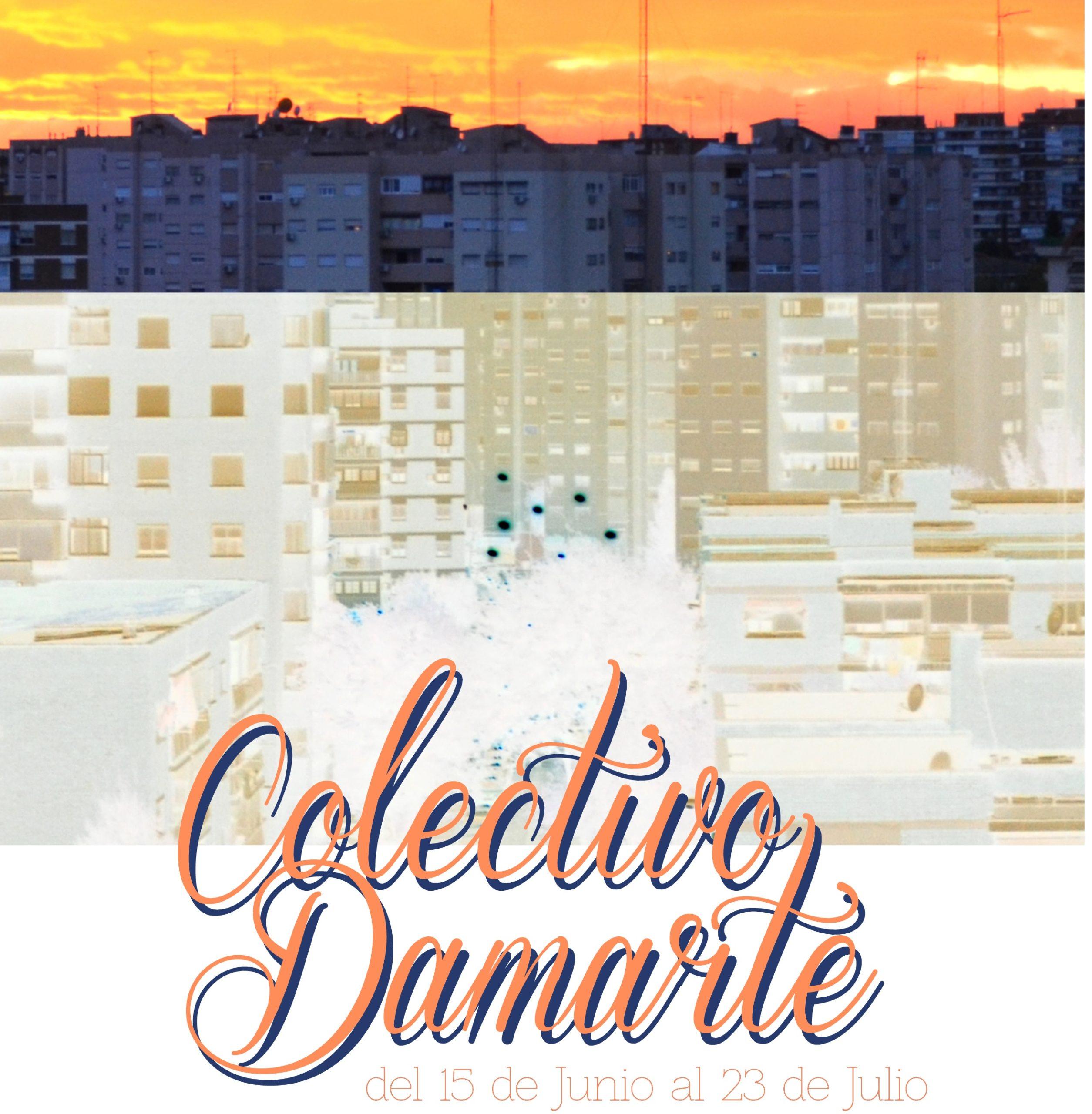 COLECTIVO DE PINTORES DAMARTE – Del 15 de junio al 23 de julio de 2017. SALA COLECTIVOS