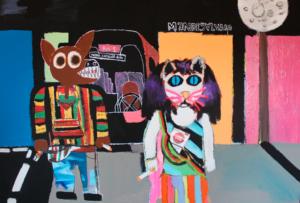 """Sala C. Del 22 de febrero al 13 de marzo de 2018. BRUNO COPPEL """"Aullidos de colores""""  Inauguración 22 de febrero a las 20:00 h.  Artista Autodidacta, nos […]"""