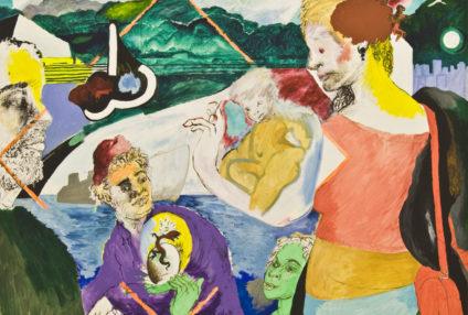 """CARLOS FRANCO """"Pintar sobre todo"""" SALA A – Del 26 de abril al 15 de julio de 2018. SALA A  Carlos Franco (Madrid, 1950) es uno de los más […]"""