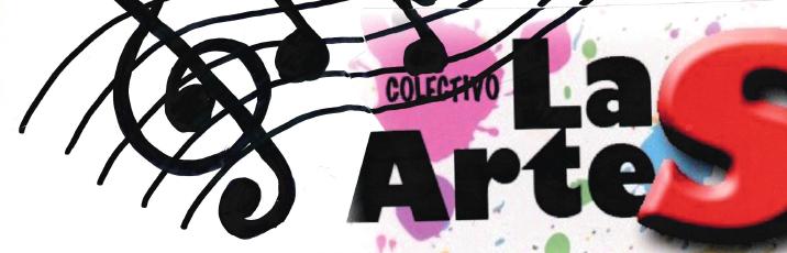 """COLECTIVO LAS ARTES """"La música"""" – Del 5 al 24  de abril de 2018. SALA COLECTIVOS"""