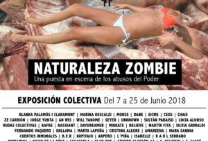 """COLECTIVO DE ARTISTAS DEL SUR C.A.S """"Naturaleza zombie"""" Sala COLECTIVOS. Del 7 al 26 de junio Colectivo de Artistas del Sur (CAS) es un colectivo de artistas fundado en el […]"""