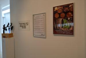 """TOMÁS RONCERO FERNÁNDEZ""""De la cepa a la mesa"""" Sala C. Del 7 al 26 de junio Artista fuenlabreño perteneciente a la asociación AFOPAZ, nos presenta el proyecto: De la cepa […]"""