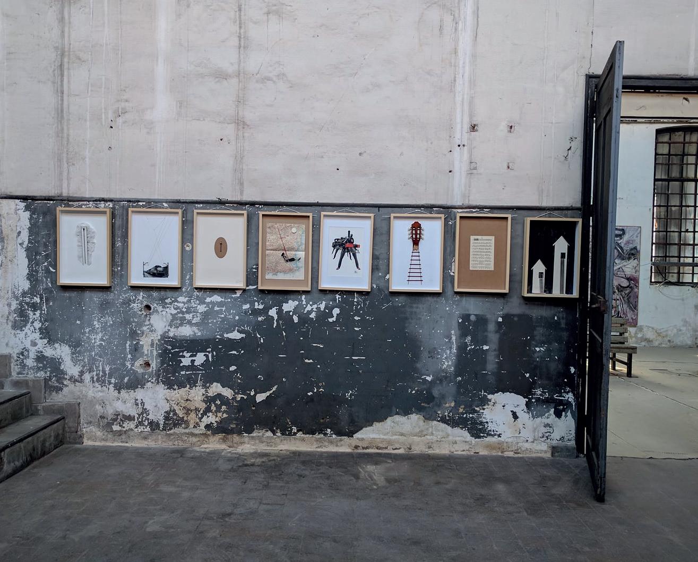 """COLECTIVO DE ARTISTAS PK. """"26FE un viaje exposición de la Sociedad del Collage de Madrid"""" del 28 de junio al 22 de julio SALA COLECTIVOS"""