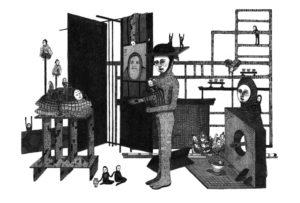 """RAQUEL ALGABA """"Tirad la escalera"""" Sala C Del 8 al 27 de noviembre de 2018 Raquel Algaba (Madrid, 1992), es diplomada en Dirección de Arte por la Escuela T.A.I, grado […]"""