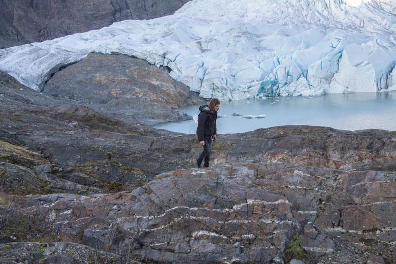 """MIGUEL Sbastida"""" Walk Like a Glacier¨"""" Del 21 de febrero al 12 de marzo  de 2019 SALA C"""