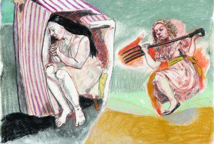 La exposición de PAULA REGO «Giving fear a face. Personificar el miedo», comisariada por María Toral, en prensaen los medios y blogs En Arte Informado como una de las seis […]