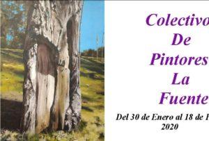 """COLECTIVO LA FUENTE """"EXPOSICIÓN ANUAL"""" SALA COLECTIVOS Del 30 de enero al 18 de febrero de 2020 En esta exposición anual nos muestran su obra a través de temáticas y […]"""