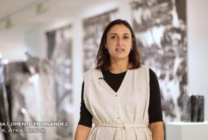 """Alba Lorente presenta su exposición """"ATER, ATRA, ATRUM"""" que está en la SALA C Verde del CEART y que en la actualidad no se puede visitar por las medidas contra […]"""