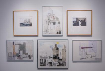 """Marina Olalla """"Por los silos de los silos"""". Del 24 de septiembre al 13 de octubre de 2020. Sala C VERDE Marina Olalla Nace en Madrid, inicia su formación artística […]"""