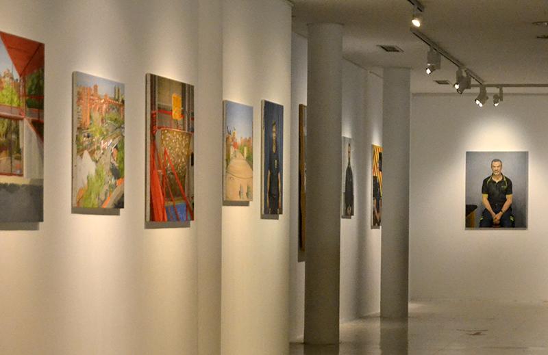 Exposición de Ignacio Escobar-Quirós – Sala C ROJA