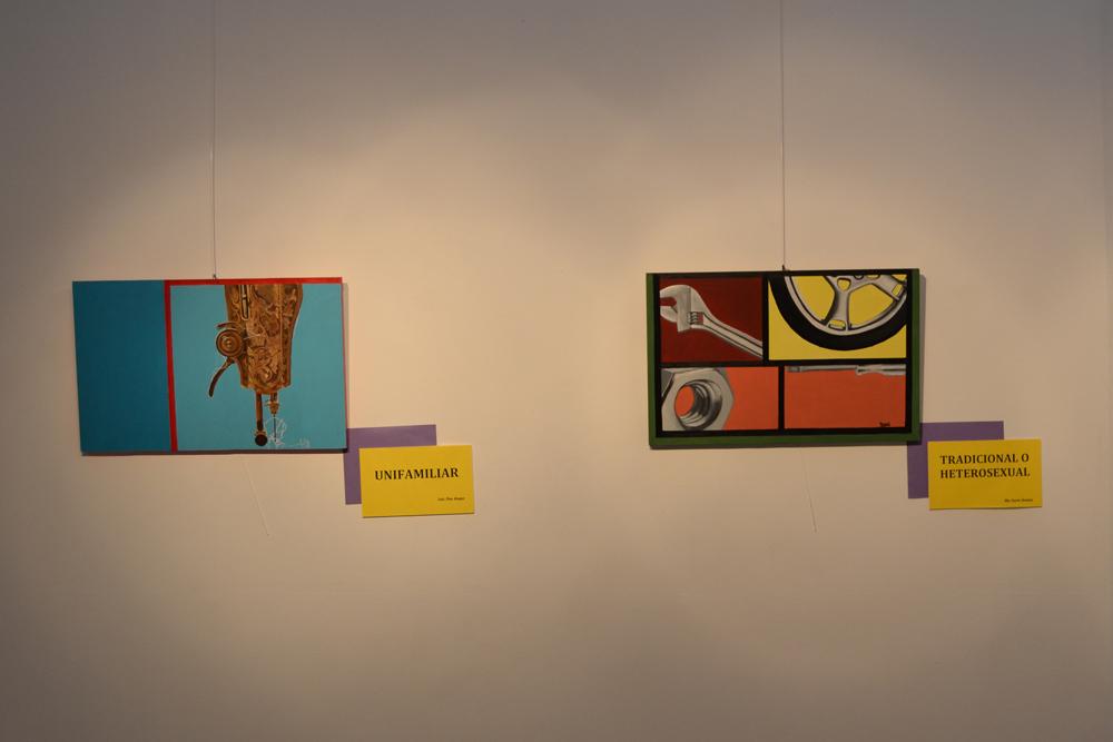 Exposición del Colectivo de Pintores Las Artes «DIVERSIDAD…» – Sala C Colectivos