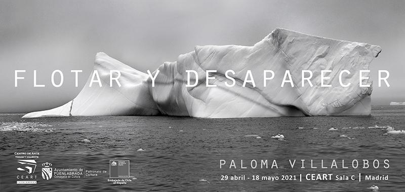 Exposición de Paloma Villalobos «FLOTAR Y DESAPARECER» – SALA C ROJA