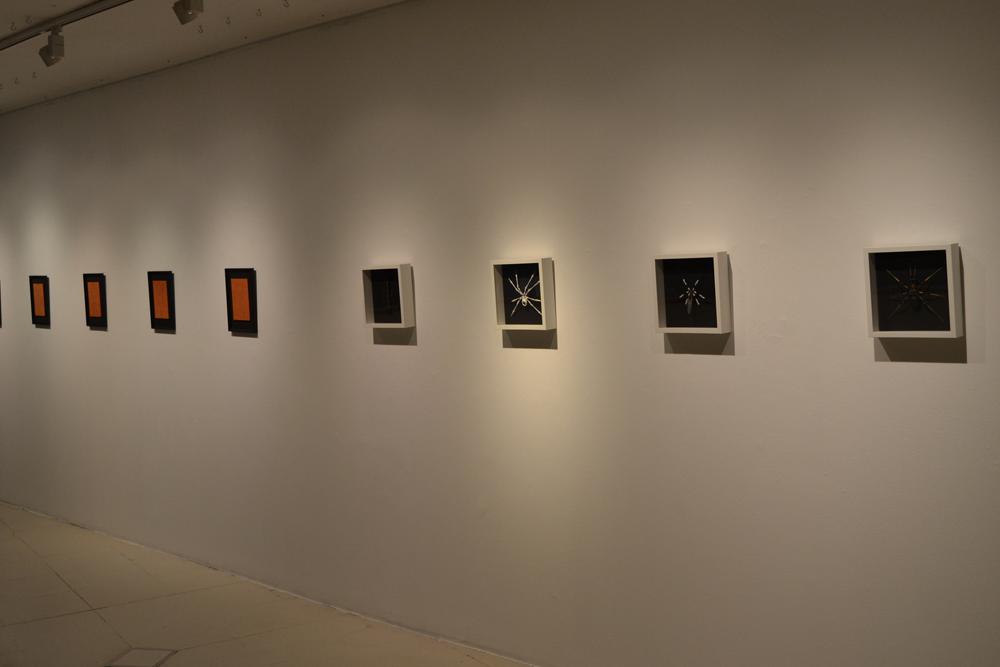 """Exposición de Francisco Sanz Gavilán «Huellas Tecnológicas"""" en la Sala C VERDE"""