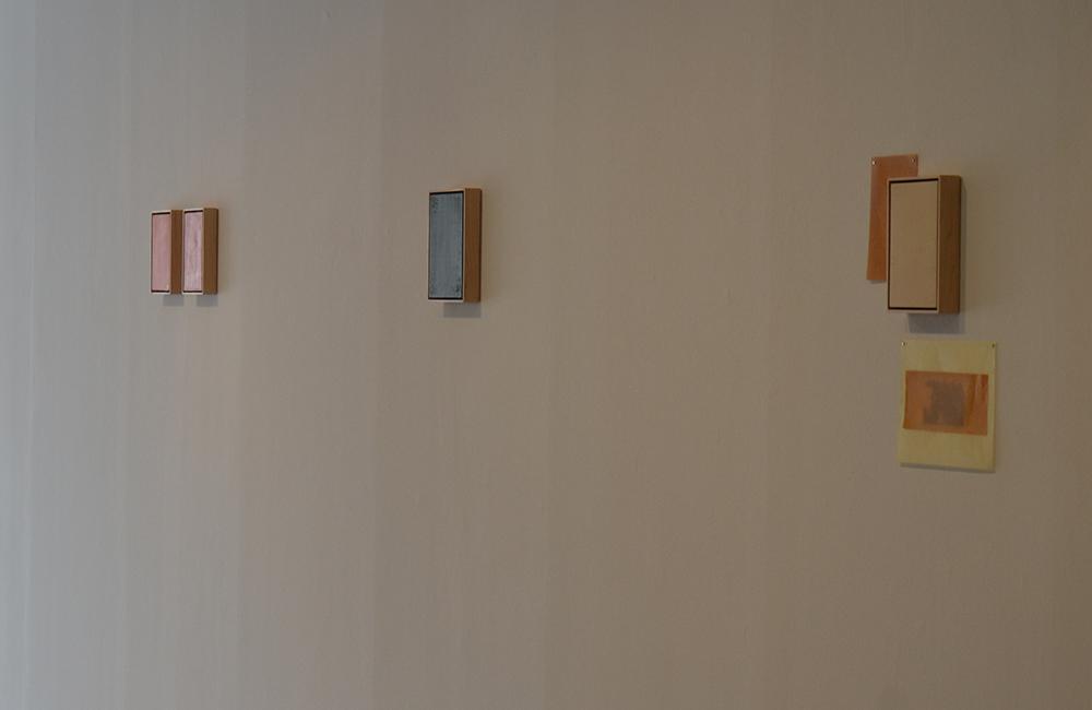 "Exposición de Tamara Feijoo ""DOODVEW». Sala B del CEART"