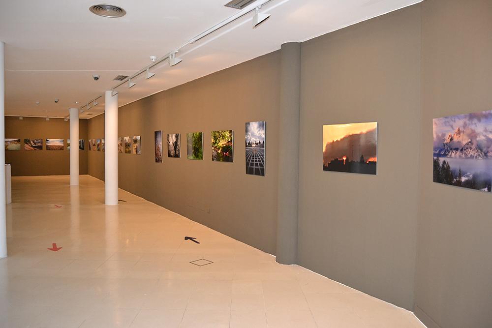 XXIII Jornadas Fotográficas de AFOPAZ. Sala C del CEART